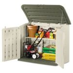 Rubbermaid Storage Sheds